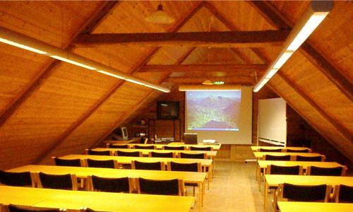 Kurs og konferanse på Baroniet Rosendal.