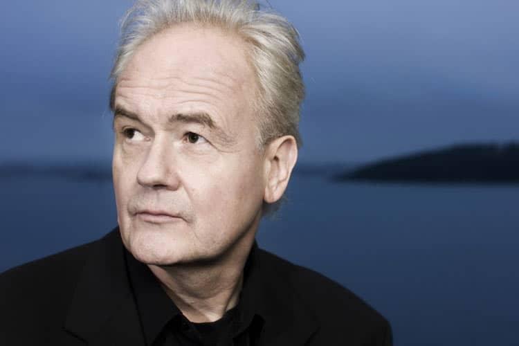 Ketil Bjørnstad, klaver. Konsert på Baroniet Rosendal