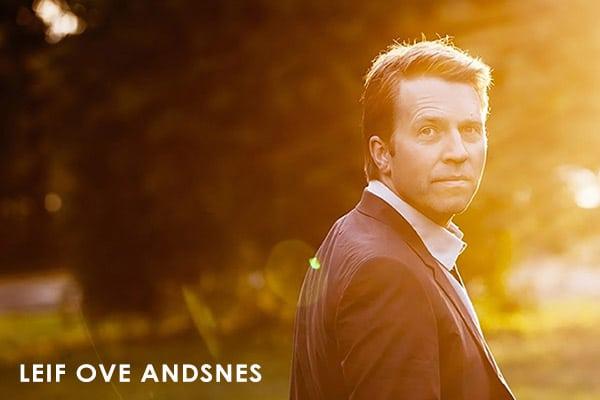 Leif Ove Andsnes på Baroniet Rosendal, Rosendal Kammermusikkfestival