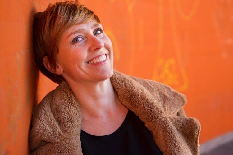 Ingrid Andsnes, pianist, på Baroniet Rosendal