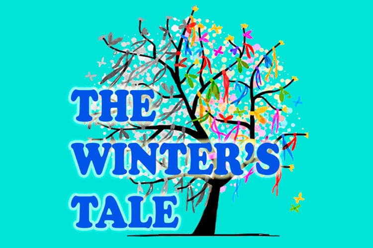 The Winter´s Tale by William Shakespeare. Performed by The Festival Players from London.