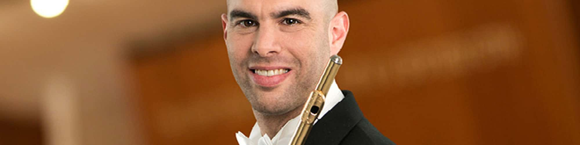 Guy Eshed, flute