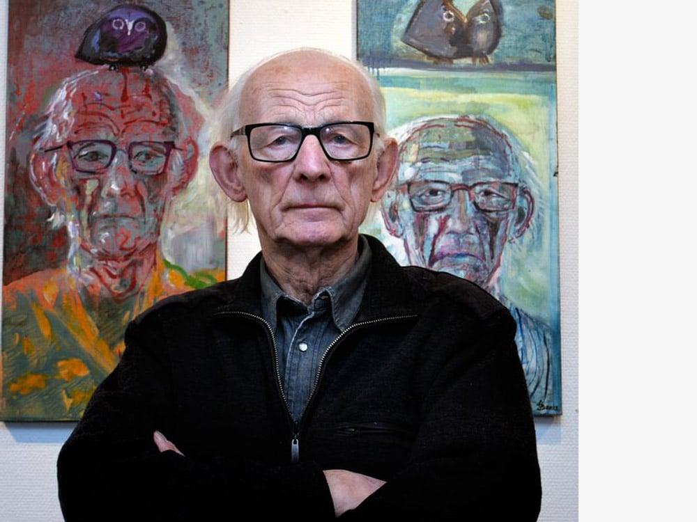 Håkon Bleken, utstilling på Baroniet Rosendal 2018