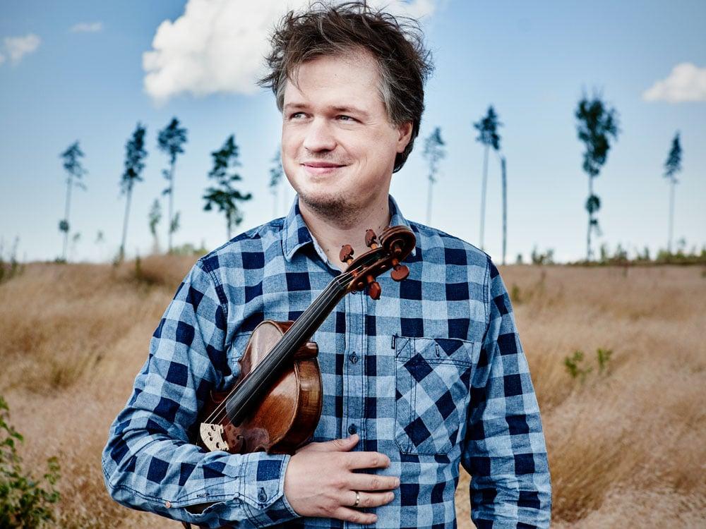 Henning Kraggerud. Photo Kaupo Kikkas