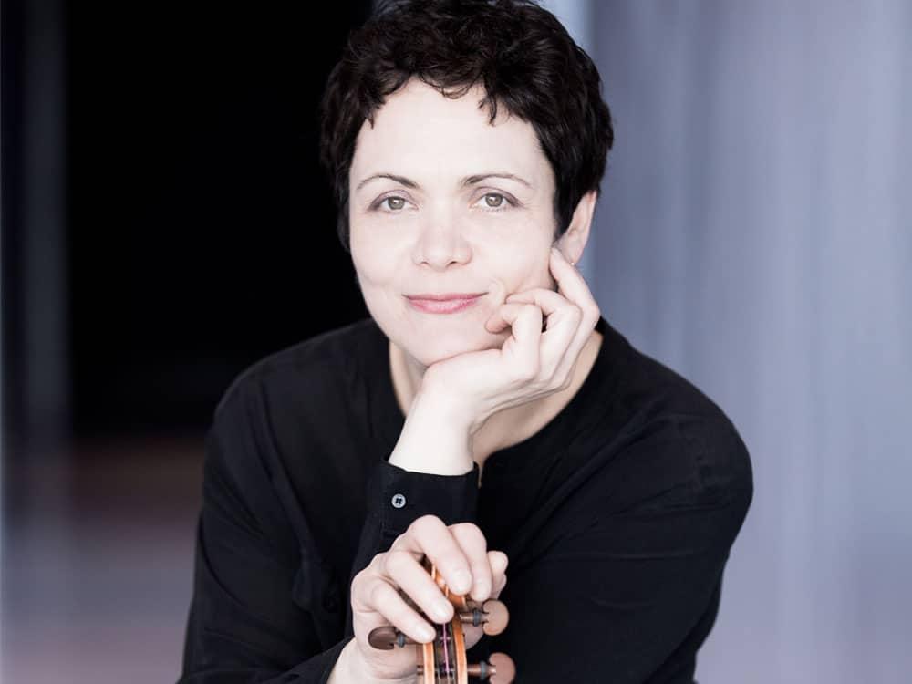 Tabea Zimmermann på Rosendal Kammermusikkfestival
