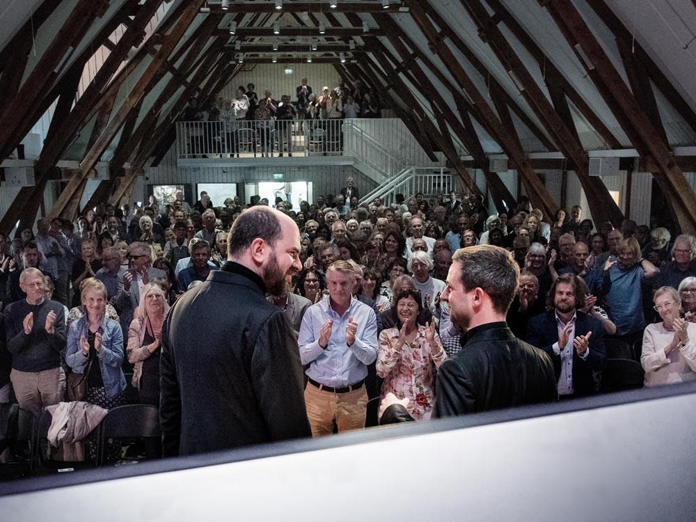 Kirill Gerstein og Bertrand Chamayou