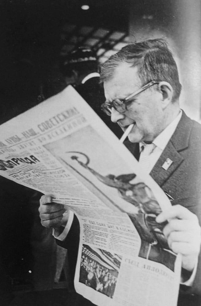 Dmitrij Sjostakovitsj DSCH (1906-1975)