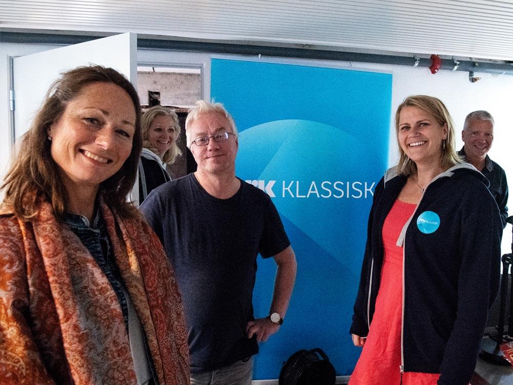 NRK klassisk på Rosendal Kammermusikkfestival 2018