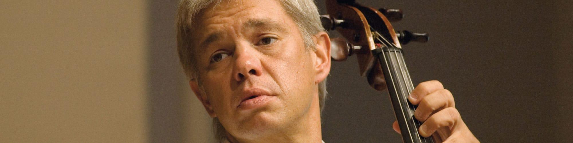 Hagen Clemens, cello. Foto Uta Suesse Krause.