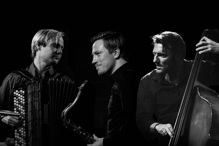 Kornstad Trio på Baroniet Rosendal