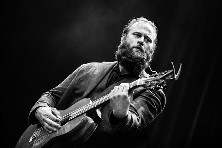 Stein Torleif Bjella, konsert på Baroniet Rosendal. Foto: Therese Wangberg